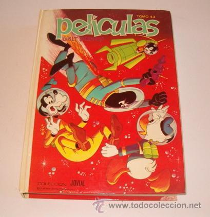 WALT DISNEY. PELÍCULAS. TOMO 43. RM73315. (Tebeos y Comics - Comics otras Editoriales Actuales)