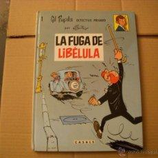 Cómics: GIL PUPILA Nº 1, TAPA DURA, EDITORIAL CASALS. Lote 54543771
