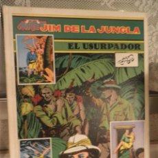 Cómics: JIM DE LA JUNGLA - EL USURPADOR - ALEX RAIMOND - NOVENO ARTE - Nº 4 - PALA - 1974. Lote 54567909