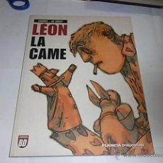Cómics: SYLVAIN CHOMET, NICOLAS DE CRECY, BD, LEON LA CARRE, VOL. 2, AGOSTINI. Lote 54591144