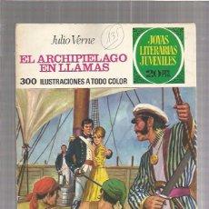 Cómics: JOYAS LITERARIAS JUVENILES 135. Lote 80416323