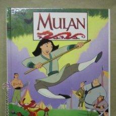 Cómics: MULAN DISNEY EDICION EN CATALA E INGLES. Lote 54687958