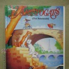 Cómics: ELS ARISTOGATS / THE ARISTOCATS - EDICIÓ CATALÀ / ANGLÈS. Lote 54688087