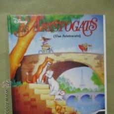 Cómics: ELS ARISTOGATS / THE ARISTOCATS - EDICIÓ CATALÀ / ANGLÈS . Lote 54688267