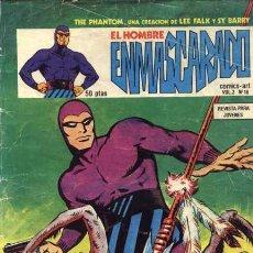 Cómics: EL HOMBRE ENMASCARADO VOL 2 Nº 16. Lote 54729228