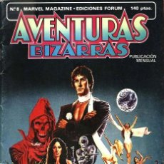 Cómics: AVENTURAS BIZARRAS 8. Lote 54729423