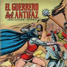 Cómics: EL GUERRERO DEL ANTIFAZ NUEVOS BANDIDOS. Lote 54729582