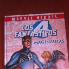 Cómics: TOMO LOS 4 FANTASTICOS - IMAGINAUTAS - TAPA DURA. Lote 54773250