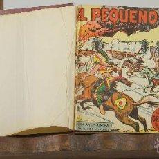 Cómics: 7141 - EL PEQUEÑO LUCHADOR,47 EJEM.(VER DESCRIP). EDI. VALENCIANA. 1960-61.. Lote 53221022