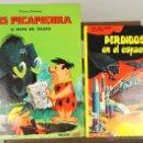 Cómics: 7063 - EDICIONES LAIDA,2 EJEM. VV. AA.(VER DESCRIP). 1962-1968.. Lote 52632334