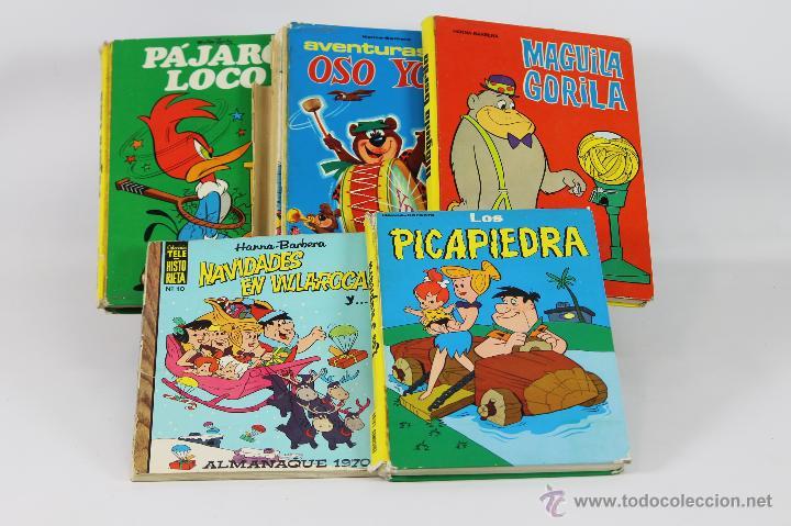 6312 - LOTE DE 5 COMICS. VV. AA. (VER DESCRIPCCIÓN). 1969/1970. (Tebeos y Comics Pendientes de Clasificar)