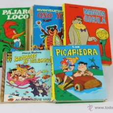 Cómics: 6312 - LOTE DE 5 COMICS. VV. AA. (VER DESCRIPCCIÓN). 1969/1970.. Lote 49443179