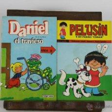 Cómics: 5725- LOTE DE 8 COMICS INFANTILES. VARIAS EDITORIALES. AÑOS 70/80.. Lote 48418551