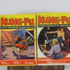 Cómics: 5732- COLECCION DE SIETE COMICS. VARIAS EDITORIALES. AÑOS 70-80. VER DESCRIPCION.. Lote 48429189