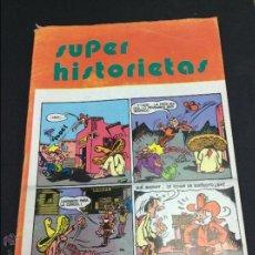 Comics : SÚPER HISTORIETAS NÚM 2. Lote 54824236