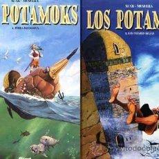 Cómics: LOS POTAMOKS - SFAR & MUNUERA - GLÉNAT. Lote 54828144