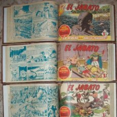 Cómics: EL JABATO (BRUGUERA) 240 EJ. (5 TOMOS DEL 1 AL 240) VER DESCRIPCION. Lote 6486194