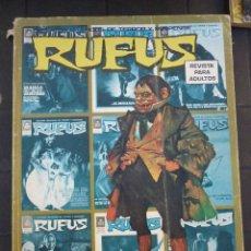 Cómics: RUFUS. EXTRA PRIMAVERA 74. Lote 54919564