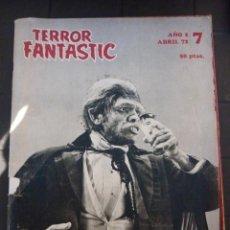 Cómics: TERROR FANTASTIC.AÑO 72. IL DECAMERONE. Lote 54919595