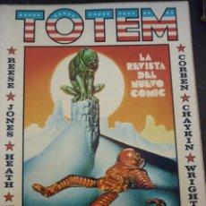 Cómics: TOTEM. ESPECIAL USA Nº 1. Lote 54919623