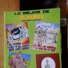 Cómics: LO MEJOR DEL PAPUS TOMO 1 - Nº 561, 562, 563, 564, 565 Y 566. Lote 54937837