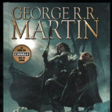 Cómics: JOC DE TRONS II - GEORGE R.R.MARTIN - EN CATALAN *. Lote 54950047