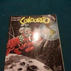 Cómics: CONDORITO Nº 4 AÑO 2009 - COMIC - EDITORIAL TELEVISA CHILE. Lote 54950157