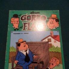 Cómics: EL GORDO Y EL FLACO - ÁLBUM Nº 7 (STAN LAUREL & OLIVER HARDY) EDITORIAL NEW COMIC 1990 . Lote 54950664