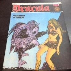 Cómics: OFERTON DRACULA 5 PELIGRO EN EL ESPACIO. Lote 54951581