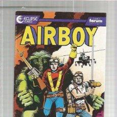 Cómics: AIRBOY 2. Lote 54988238