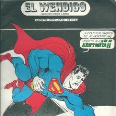 Cómics: EL WENDIGO NÚMERO 13. AGOSTO DE 1979. Lote 54996879