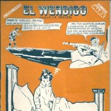 Cómics: EL WENDIGO NÚMERO 15. Lote 55012418