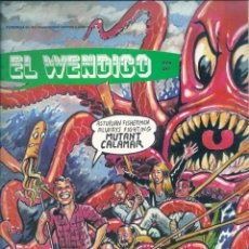 Cómics: EL WENDIGO NÚMERO 60. Lote 55012512