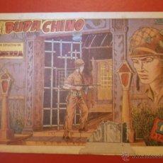 Cómics: COMIC - UN EPISODIO DE GUERRA - EL BUDA CHINO - GUIÓN J.ORTIZ - FAVENZA - BORREL 229 - BARCELONA -. Lote 55027098