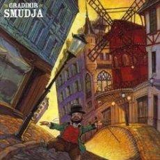 Cómics: EL BURDEL DE LAS MUSAS (TOMO 1) - GRADIMIR SMUDJA - IO EDICIONS. Lote 55123921
