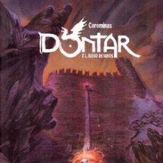 Cómics: DONTAR T1. JUEGO DE NIÑOS - COROMINAS - RECERCA. Lote 55141329
