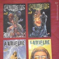 Cómics: WITCHBLADE VOLUMENES 5 , 6 , 7 Y 8 EDITORIAL IVREA. Lote 55167527