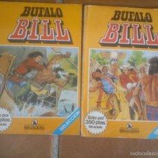 Cómics: BUFALO - BILL.- BRUGUERA.- COMPLETA EN 2 TOMOS.. Lote 55174862