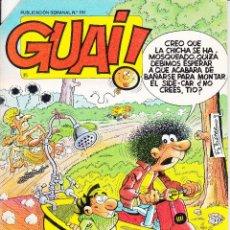 Cómics: GUAY! TEBEOS. SA FRANCISCO IBÁÑEZ. Nº 104.. Lote 55179173