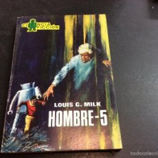 Cómics: CIENCIA FICCIÓN 15-HOMBRE 5. Lote 55202709