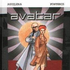 Cómics: AVATAR (2 TOMOS) - AGUILERA & FONTERIZ - DOLMEN. Lote 55244554
