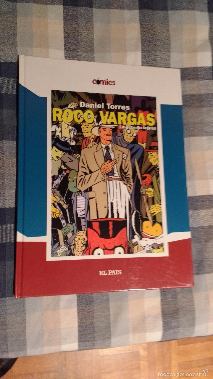 ROCO VARGAS - LA ESTRELLA LEJANA - COMICS EL PAIS NUMERO 29 (Tebeos y Comics - Comics otras Editoriales Actuales)