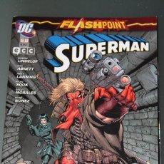 Cómics: SUPERMAN 58 VOLUMEN 2 PLANETA ECC FLASHPOINT. Lote 55388409