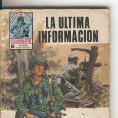 Cómics: COMBATE, FORMATO PEQUEñO NUMERO 202. Lote 55459362