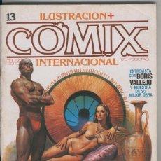 Cómics: ILUSTRACION + COMIX NUMERO 13. Lote 55462505