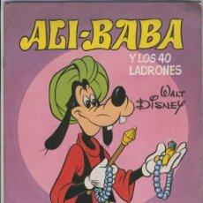 Cómics - Cuentos Populares Walt Disney numero 04: Ali Baba y los 40 ladrones - 55464653