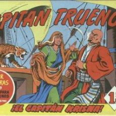 Cómics: EL CAPITAN TRUENO FACSIMIL NUMERO 144: EL CAPITAN KRISNA. Lote 55469066