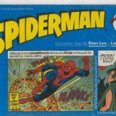 Cómics: SPIDERMAN TIRAS DE PRENSA NUMERO 20. Lote 55473961