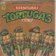 Cómics: TORTUGAS NINJA NUMERO 3. Lote 55478401