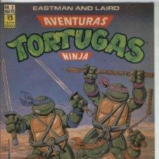 Cómics: TORTUGAS NINJA NUMERO 5. Lote 55478710